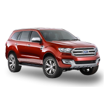 Ford Everest, UA, 4x4 Wagon