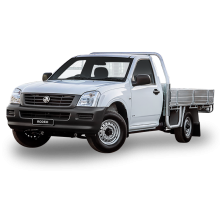 Holden Rodeo, RA, 2D Single Cab Chass