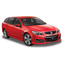 Holden Commodore, Sportswagon, VF, VF II
