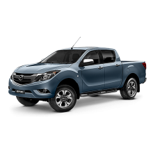 Mazda BT50, UR, 4D Double Cab