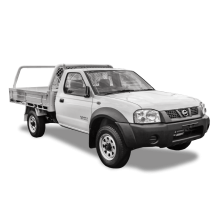 Nissan Navara, D22, 2D Single Cab Chass