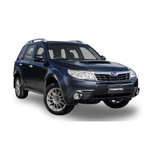 Subaru Forester, S3, SUV Medium