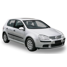 Volkswagen Golf, Generation V, 5D Hatch