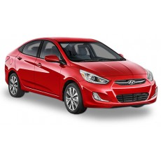 HYUNDAI ACCENT, ACTIVE, ACTIVE-X, SR (RB, RB2, RB3, RB4) SEDAN & HATCH