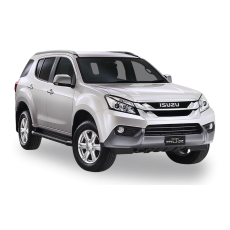 Isuzu MU-X, LS-M, LS-U, 4 DOOR LARGE SUV, Dec-13 to Current, two rows